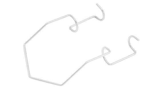 SC11 - KRATZ BARRAQUER WIRE SPECULUM OPEN LOOP